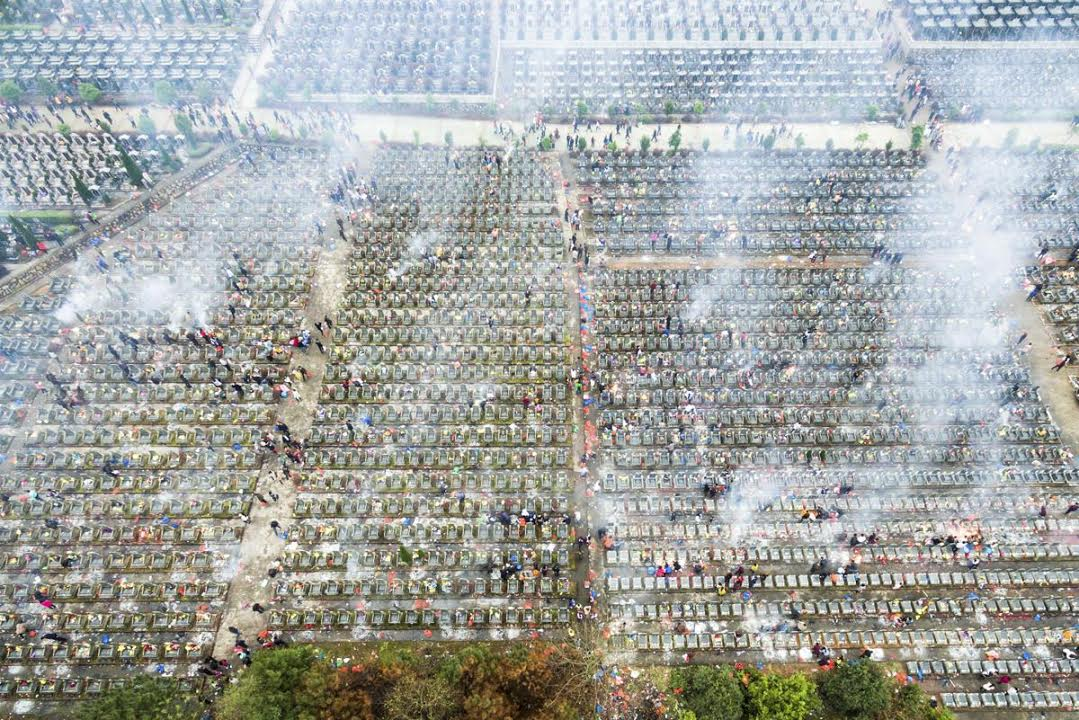 Festival Qingming china día de muertos (12)