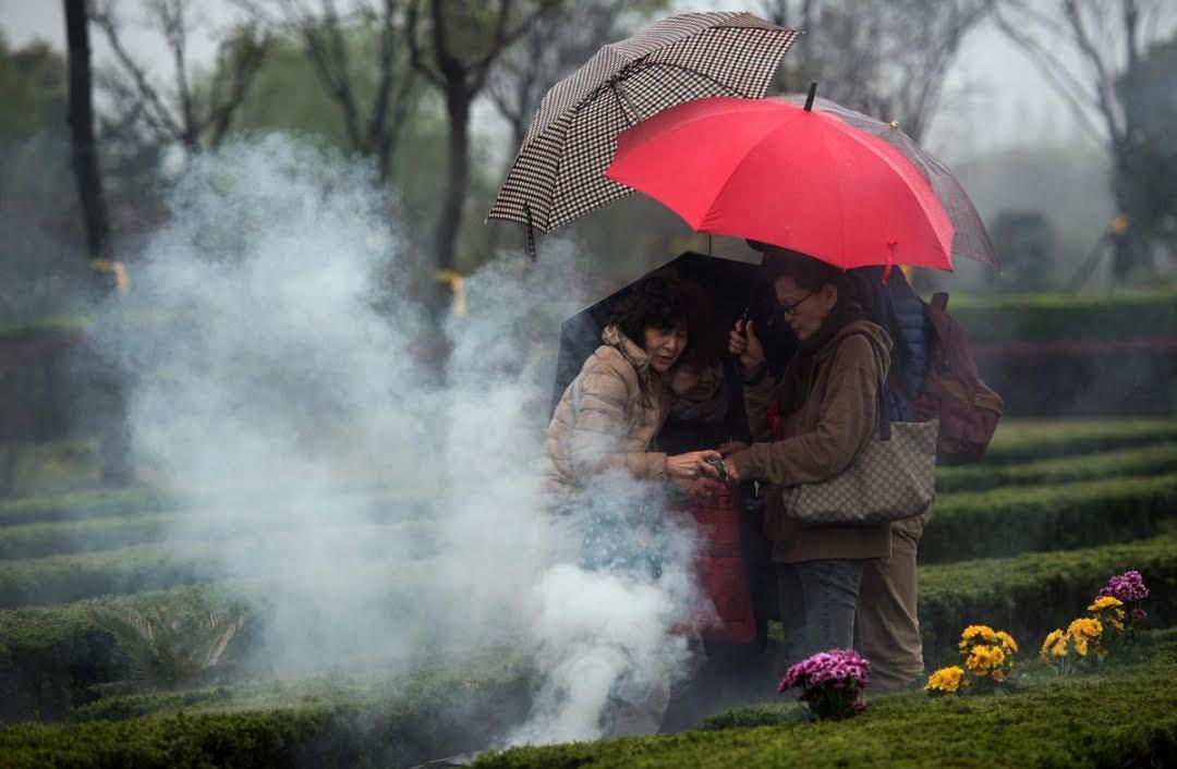 Festival Qingming china día de muertos (15)