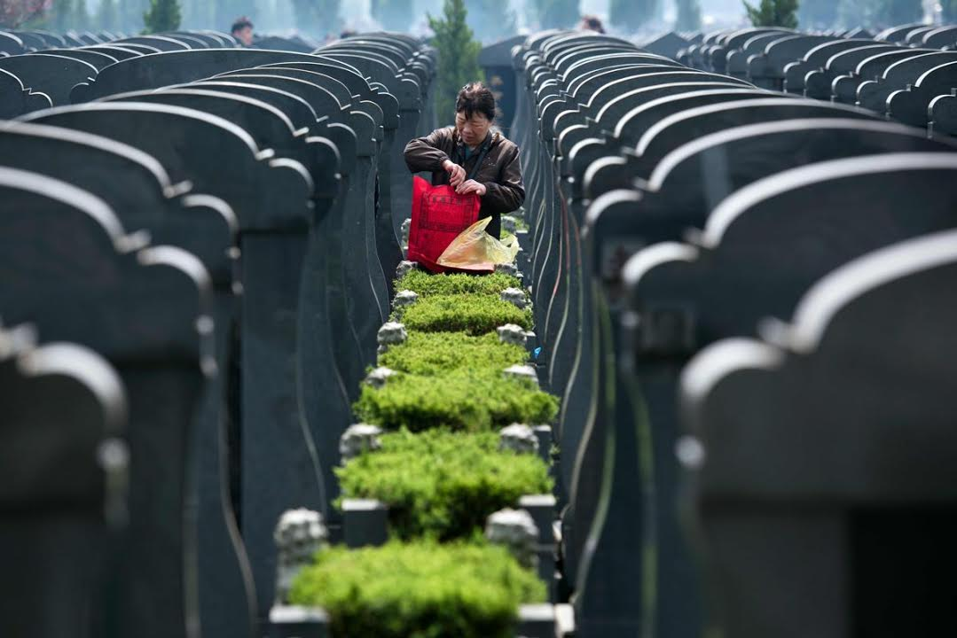 Festival Qingming china día de muertos (4)