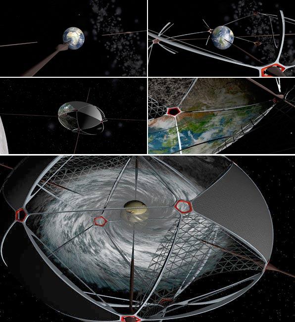 Globus Cassus graficas