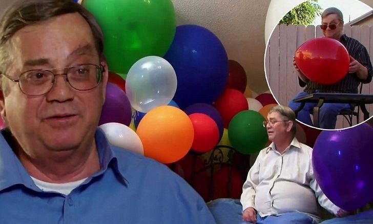 Julius adicto globos