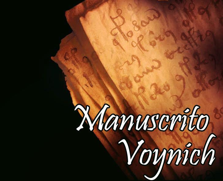 Manuscrito Voynich portada