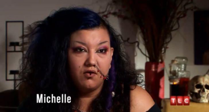 Michelle adicta a la sangre