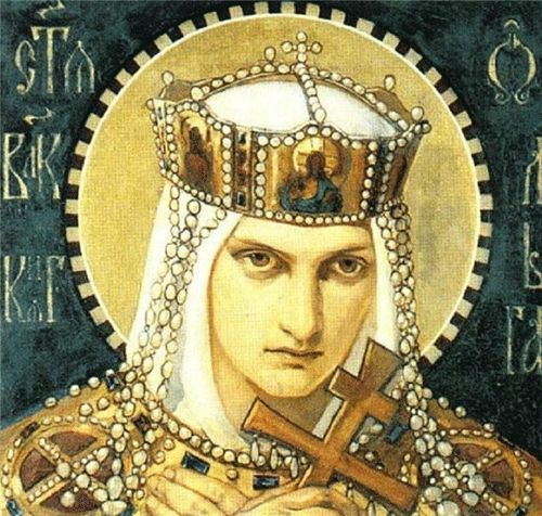 Olga de Kiev mirada