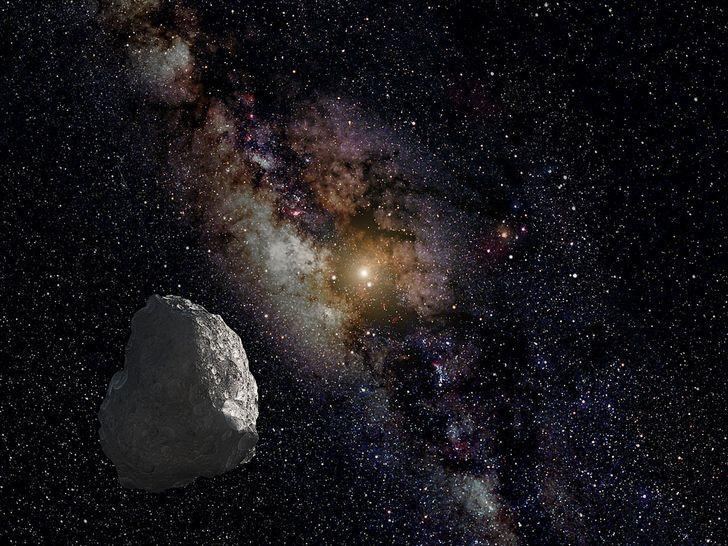 asteroide cinturon de kuiper