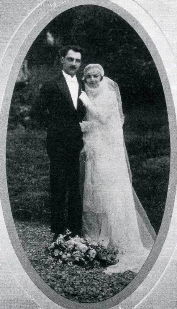 boda de Marcel Petiot