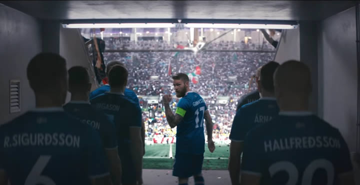 comercial islandia eurocopa 2016