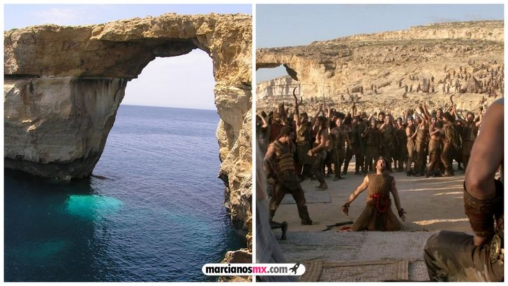 escenarios game of thrones realidad Azure Window