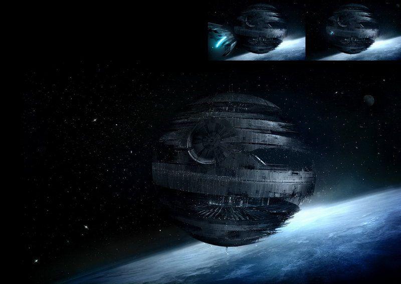 estrella de la muerte guerra de las galaxias