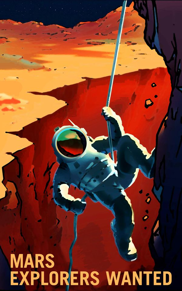 explroadores poster reclutamiento NASA (2)