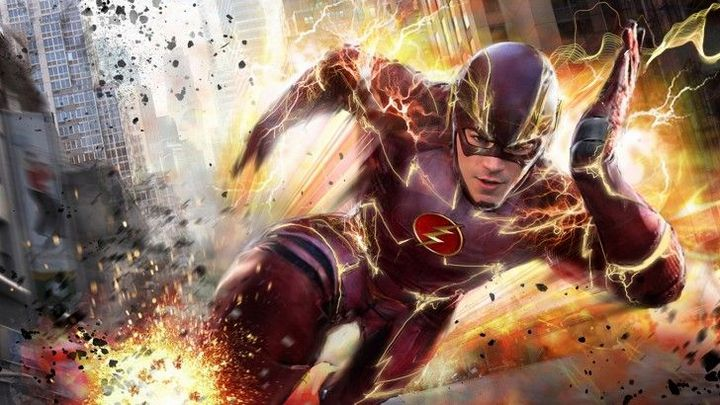 flash dc comics serie corriendo