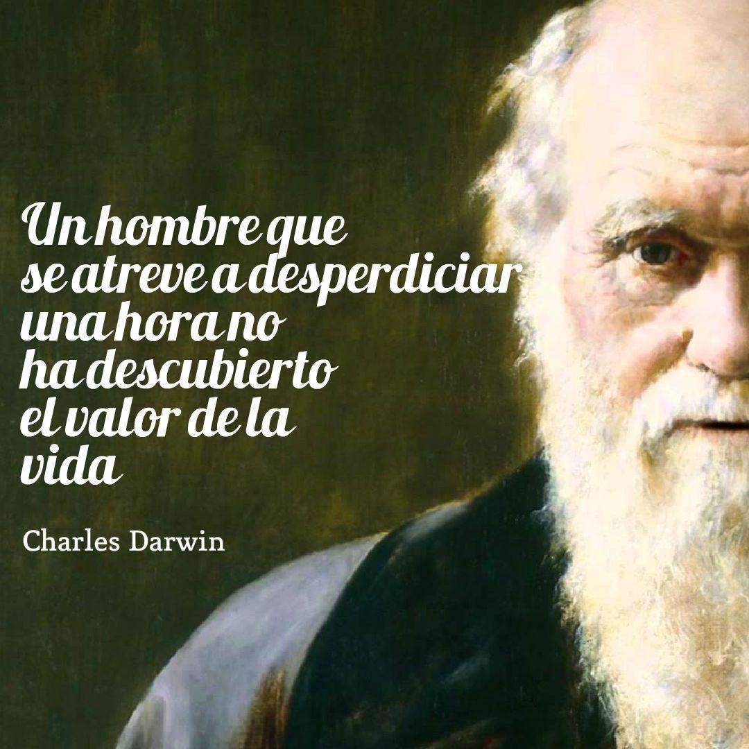 frases cientificos darwin vida
