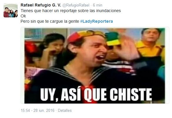 memes lady reportera (6)
