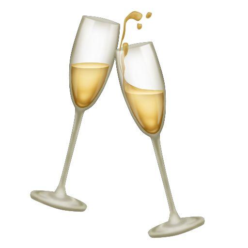 nuevo_emoji_unicode90_copas champaña