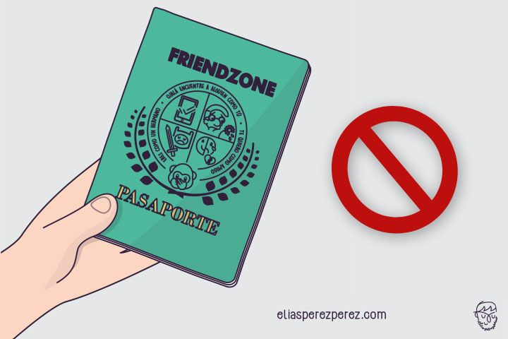 pasaporte a la friendzone