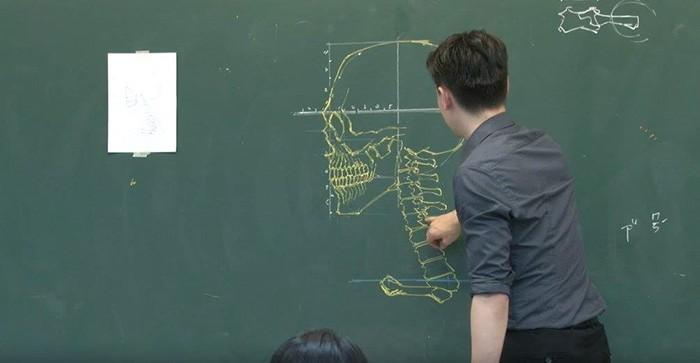 profesor dibujando pizarron (2)