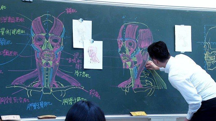 profesor dibujando pizarron (4)