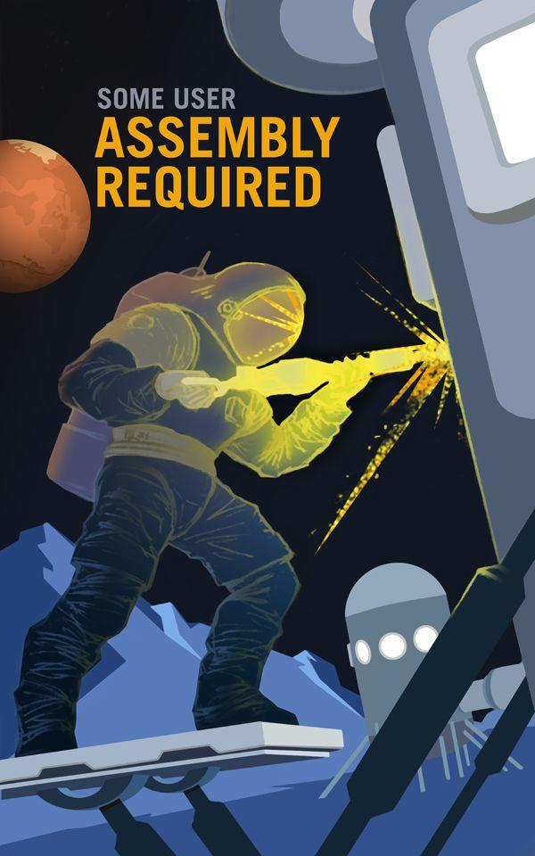 soldadores poster reclutamiento NASA (8)
