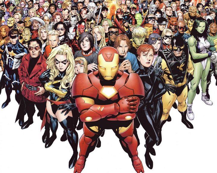 super heroes agrupacion