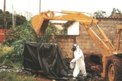 El accidente con Cesio-137 en Goiânia, Brasil