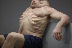 La grotesca escultura que pretende prevenir accidentes automovilísticos