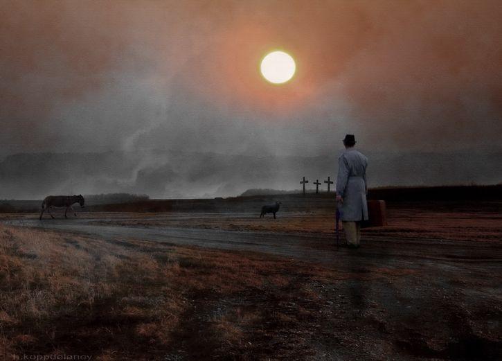 camino a la muerte