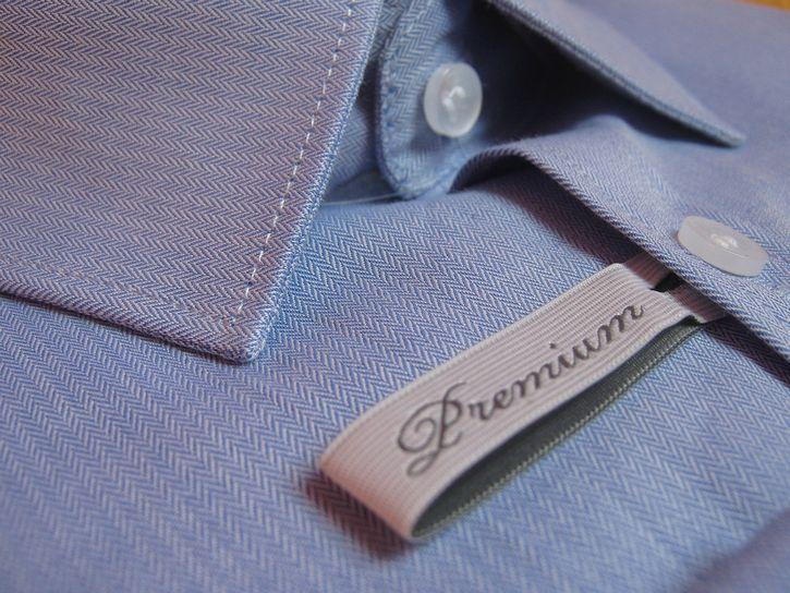 camisa premiun ojales de boton