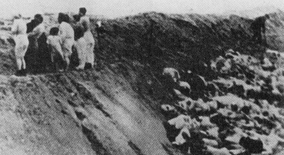 ejecuciones en Babi Yar