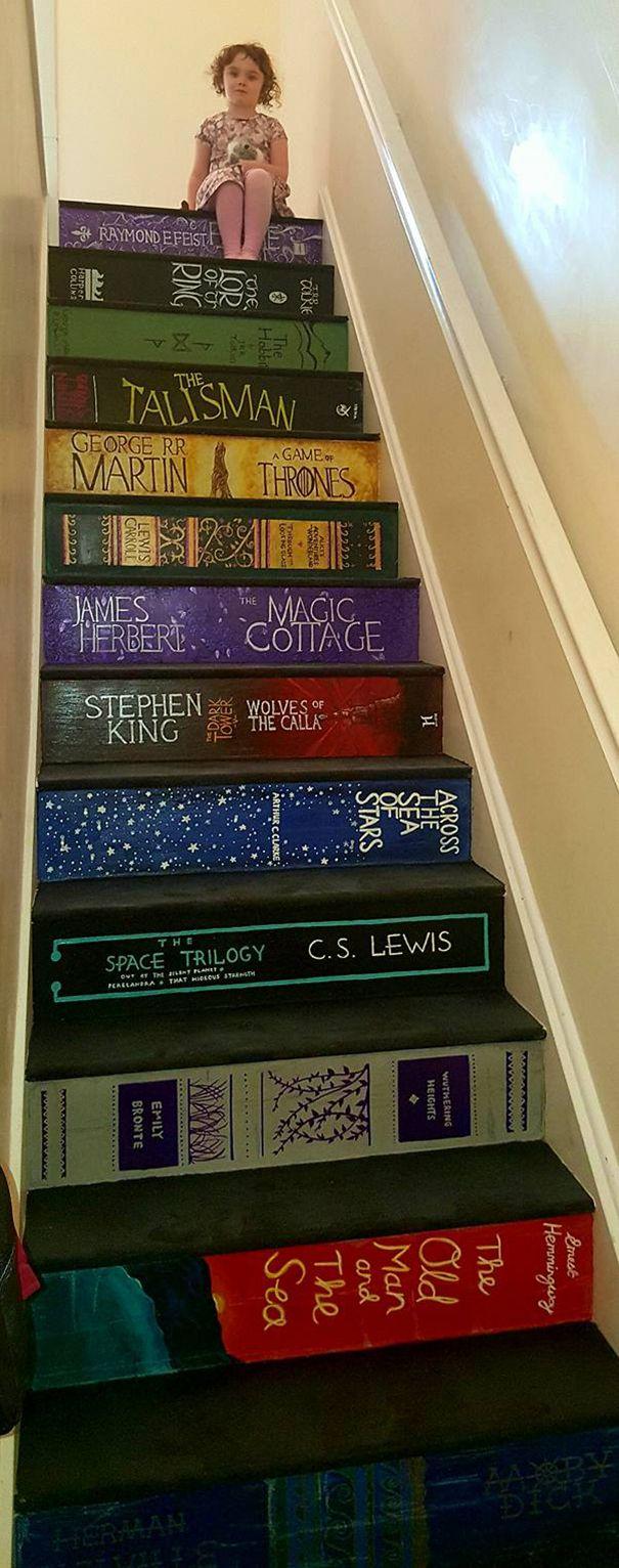 escaleras pintadas libros favoritos (12)