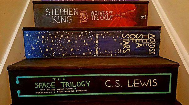 escaleras pintadas libros favoritos (13)