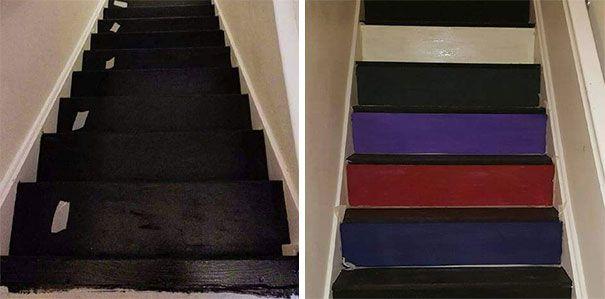 escaleras pintadas libros favoritos (9)