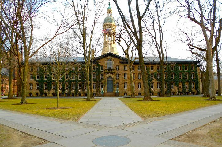 foto de la princeton universidad