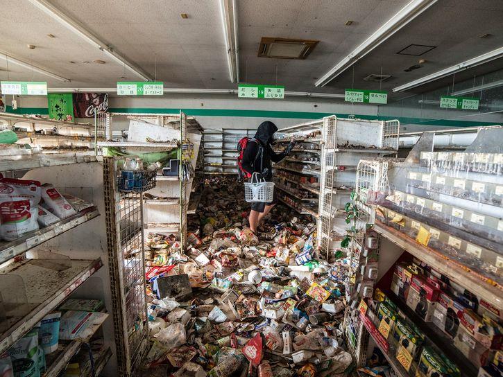 fotografías zona exclusion fukushima (1)