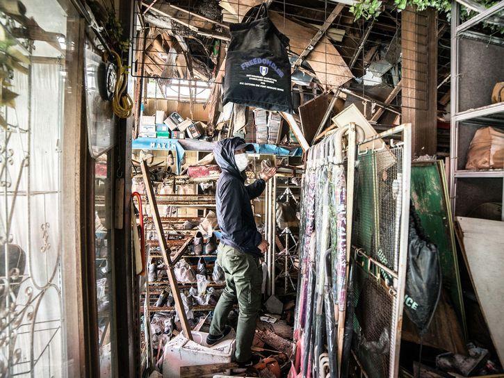 fotografías zona exclusion fukushima (20)