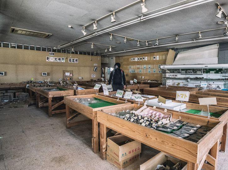fotografías zona exclusion fukushima (25)