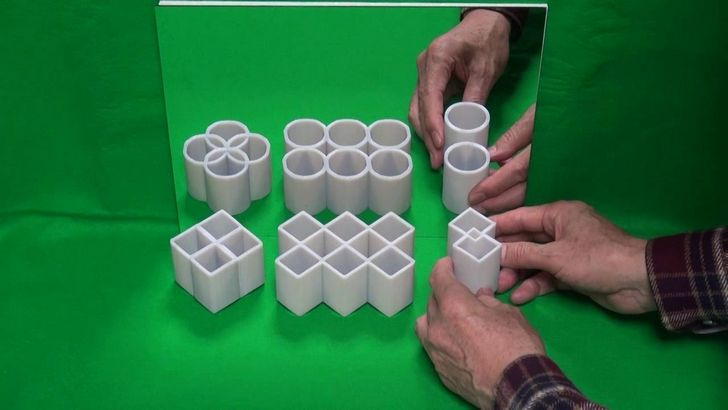 ilusion cilindros ambiguos
