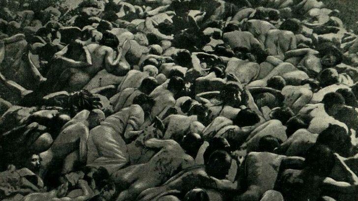 judios masacrados en Babi Yar