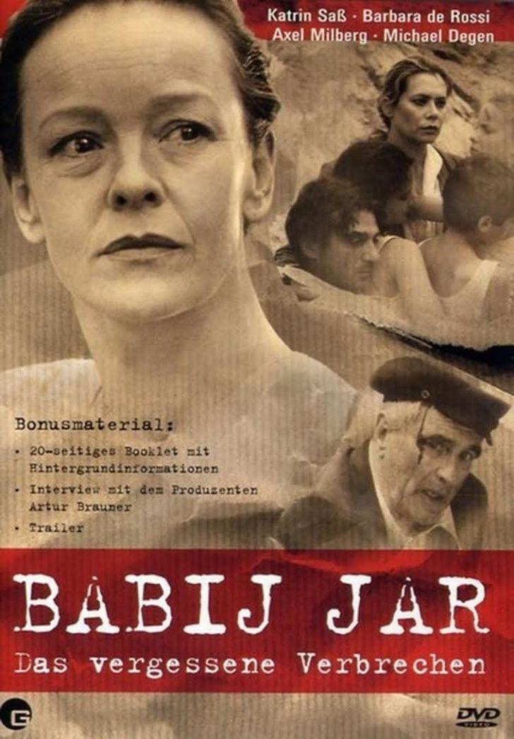pelicula poster Babi Yar