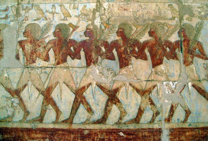 reino punt representacion egipcios