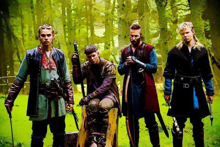 serie vikingos