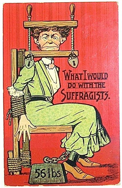 sufragistas carteles contra el derecho de voto mujeres (7)
