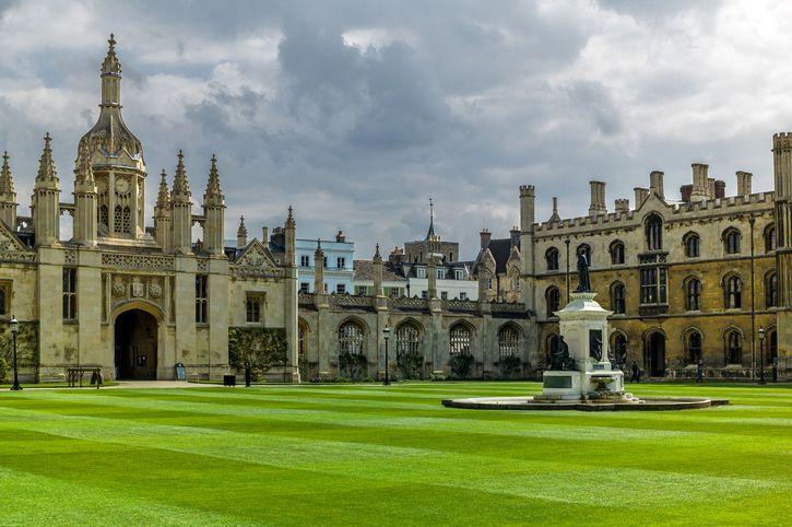 universidad de Cambridge patrio central