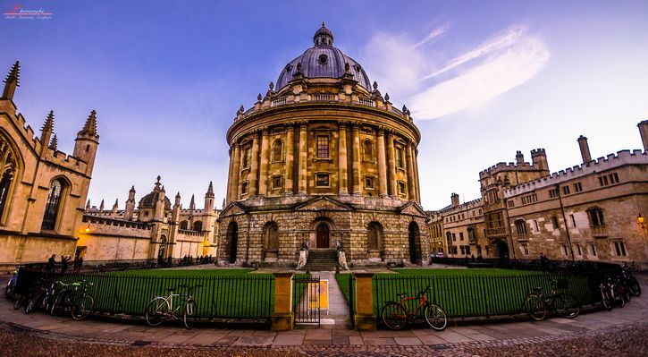 universidad de oxford central