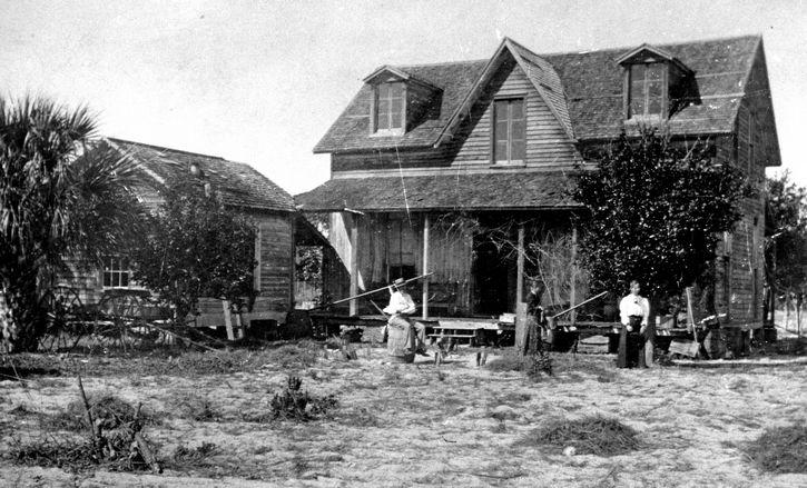 Bidwell-Wood House Sarasota Vigilance Committee