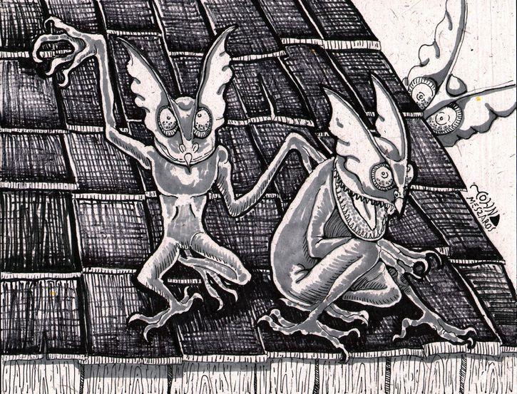 Goblins tejado