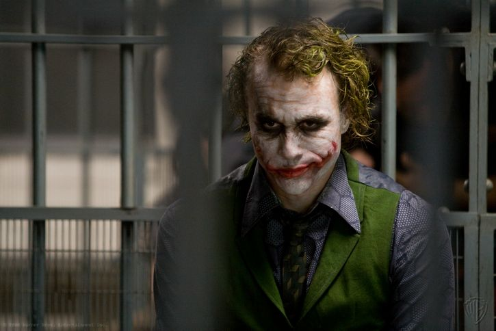 Heath Ledger batman