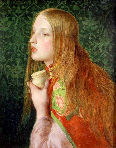 Magdalena pintura