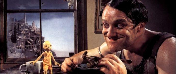 The Secret Adventures of Tom Thumb foto portada
