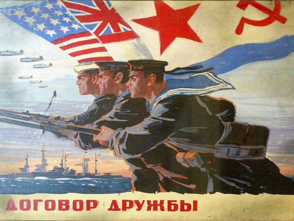 carteles aliados segunda guerra mundial (1)