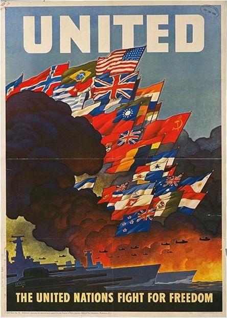 carteles aliados segunda guerra mundial (3)